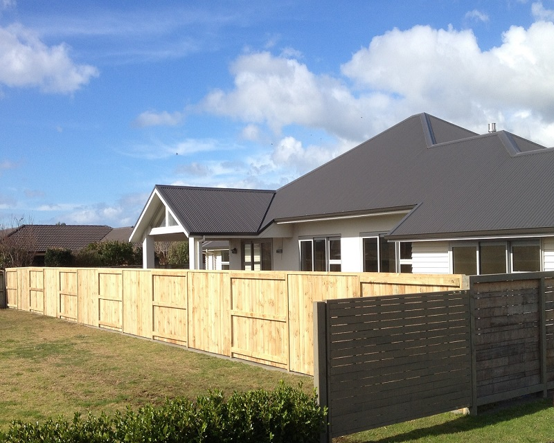Fence Designs Nz Home bay city fencing we are fencing contractors who will erect all types of fences including oriental screens trellis picket and monotek fencing or show us one of your own workwithnaturefo